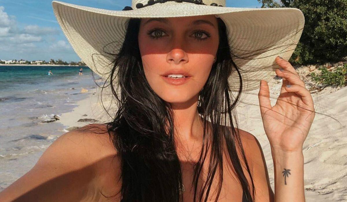 La foto al desnudo de Oriana Sabatini y el comentario hot de Paulo Dybala
