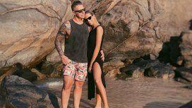 La foto de Alejandro Fantino con su novia que trajo polémica
