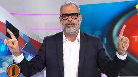 Jorge Rial tildó de maltratador a Luis Brandoni por su entrevista con Iván Schargrodsky