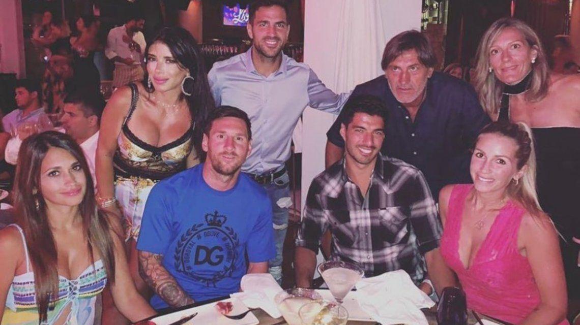 Amenaza de bomba en el auto de Lionel Messi mientras estaba de vacaciones