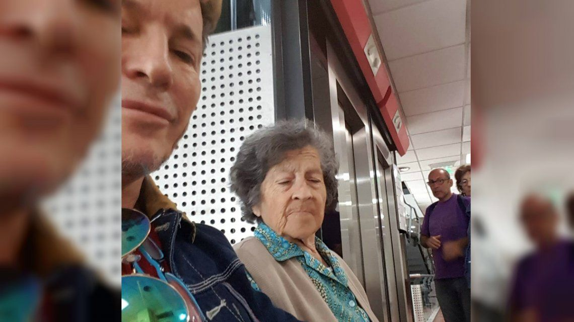 Murió Nélida, la mamá de Silvia y Guido Süller: Estoy devastado