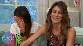 Angustiada y llorando, Pampita pidió ayuda para el sobrino de una amiga que padece leucemia