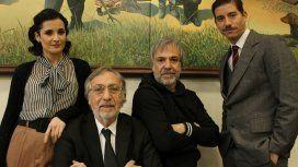 En medio del escándalo, Luis Brandoni estrena una ficción en la TV Pública