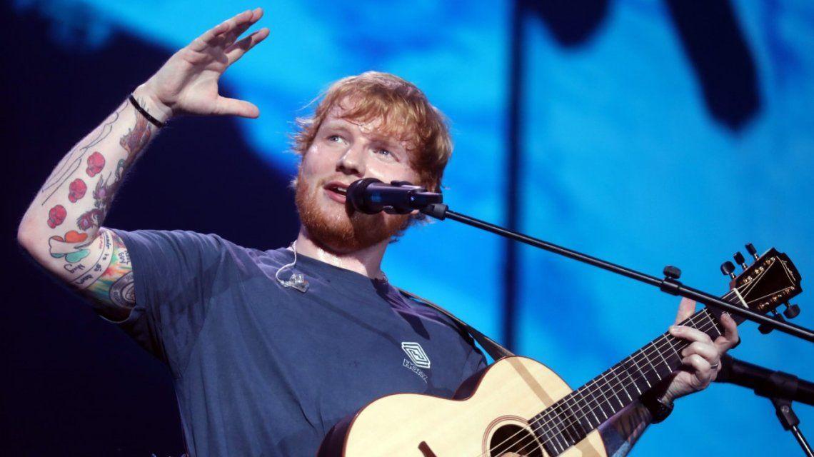 El Divide Tour de Ed Sheeran ya es la gira más exitosa de la historia