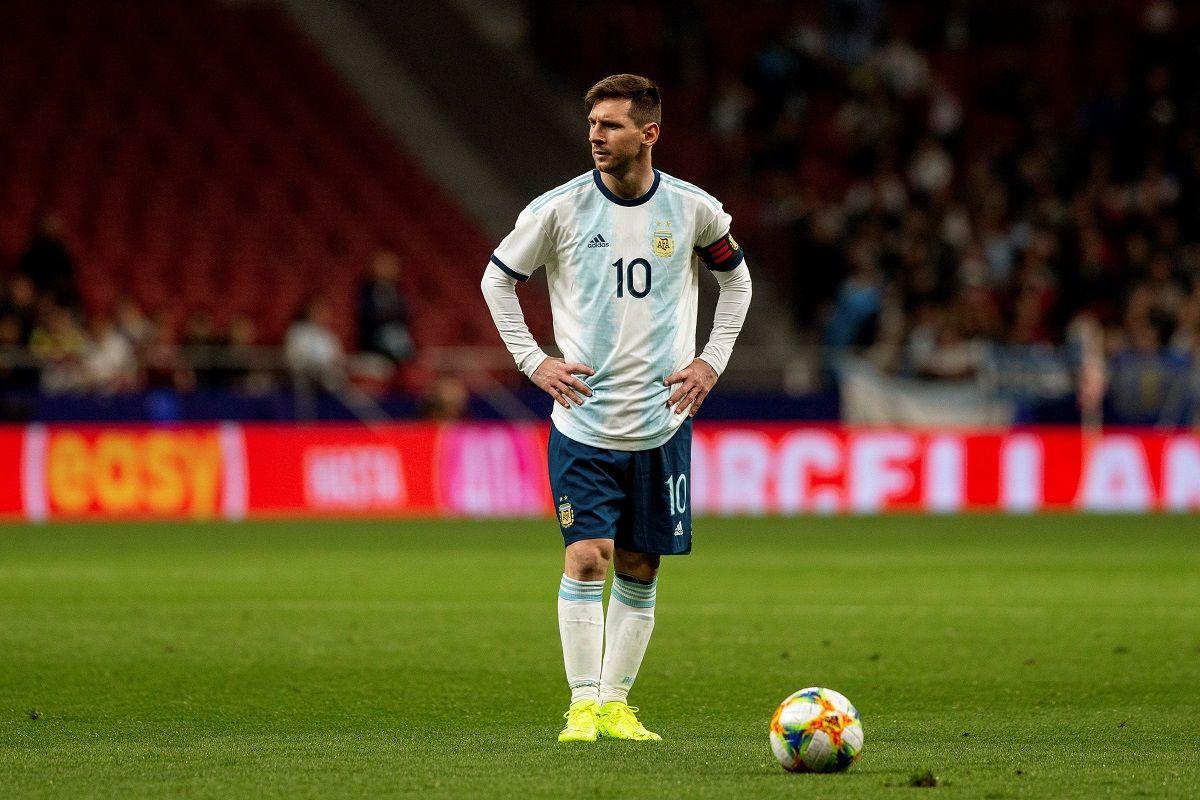Así recibió Lionel Messi la sanción de Conmebol