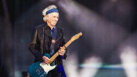 El guiño de Keith Richards a la Argentina: ¿vuelven los Rolling Stones?