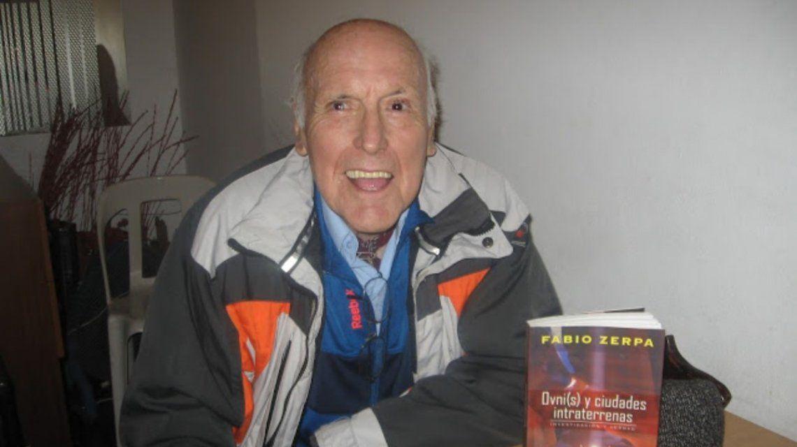 Murió Fabio Zerpa