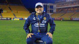 Diego, en contra de la reelección de Macri (foto: Instagram Diego Maradona)