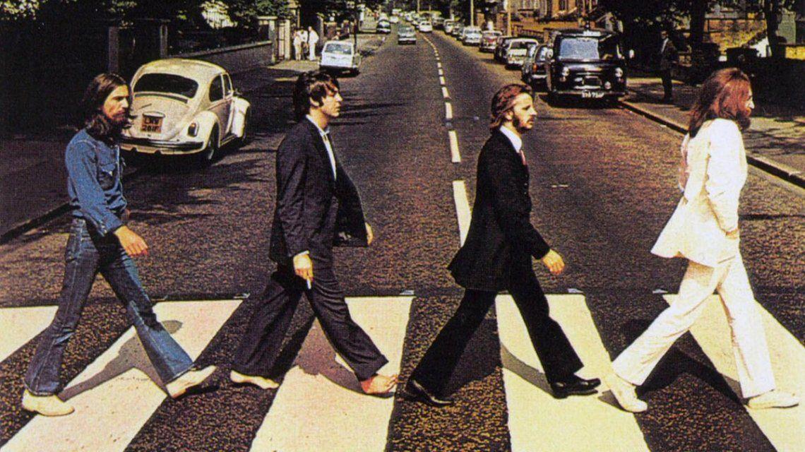 A 50 años de Abbey Road, se conoció una nueva versión de Come Together