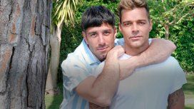 Ricky Martin y Jwan Yosef mostraron la cara de su hija Lucía por primera vez