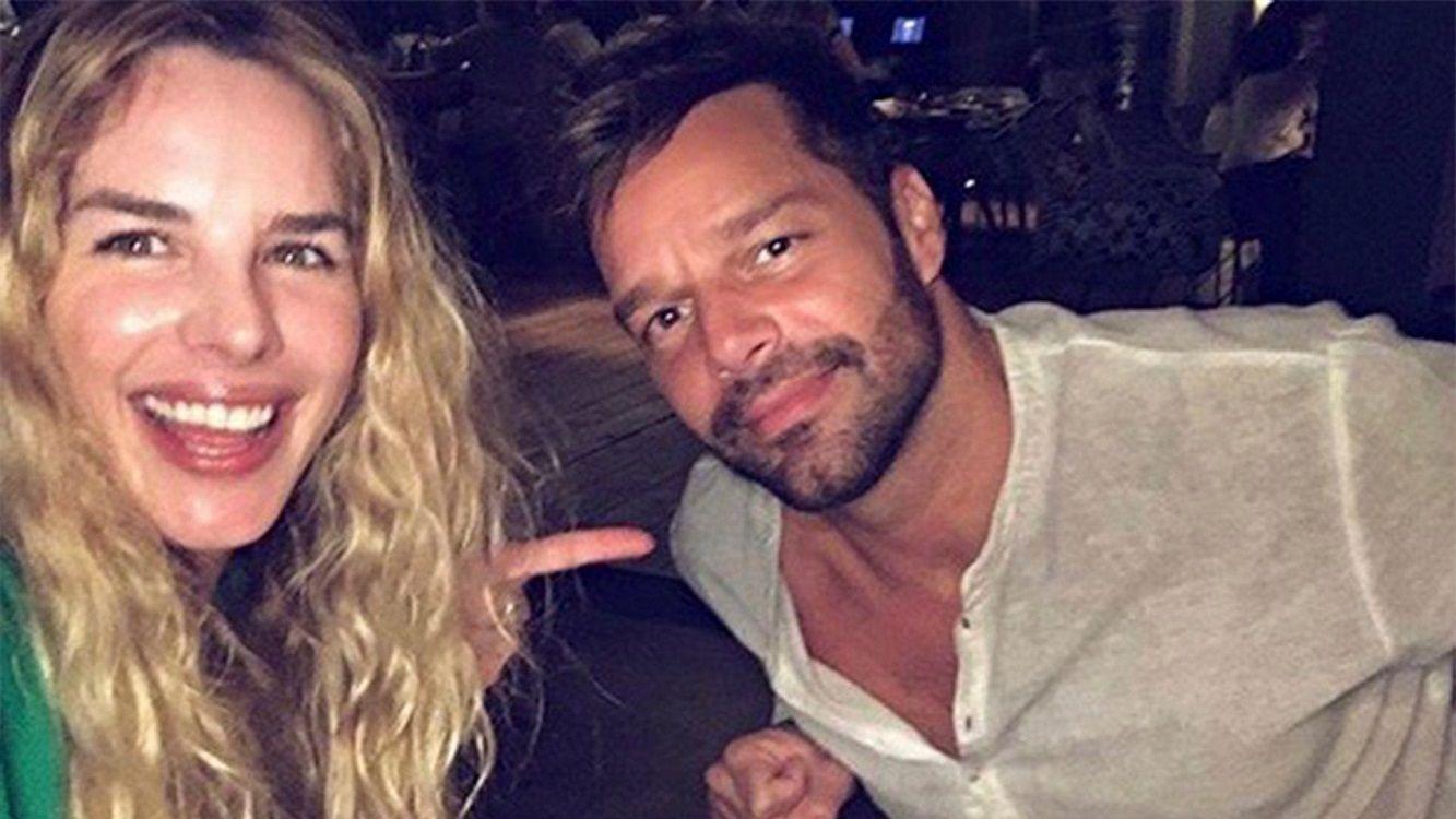 Ésta es la supuesta madre biológica de los hijos de Ricky Martin