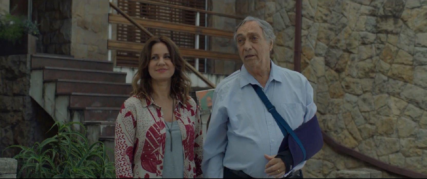 Luis Brandoniy el trabajo con Nancy Dupláa en El retiro: No hay grieta