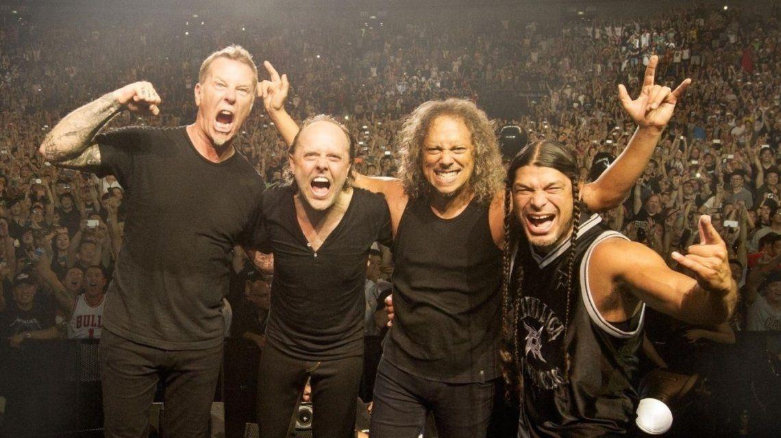Los memes por el anuncio del show de Metallica en plena subida del dólar