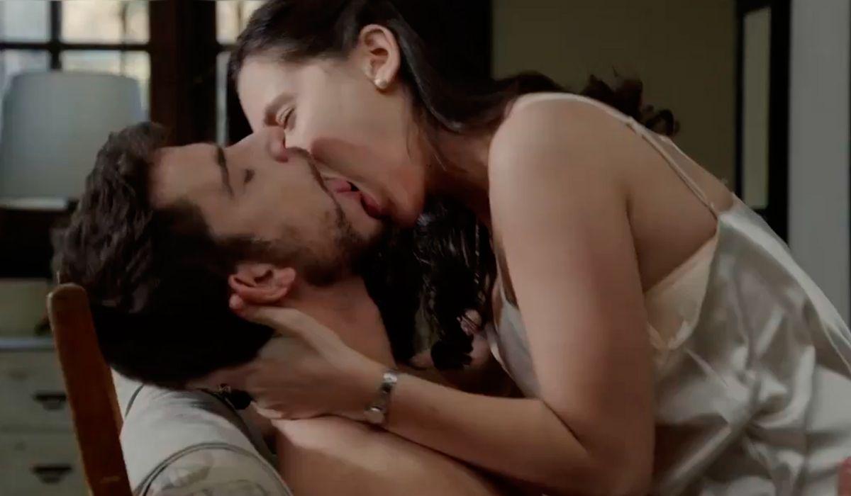 El apasionado reencuentro de Lucía y Bruno en Argentina, tierra de amor y venganza