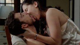 El apasionado reencuentro sexual de Lucía y Bruno en ATAV