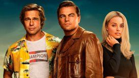 Denuncian a la última película de Di Caprio y Brad Pitt por maltrato animal