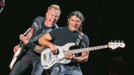 A pesar del dólar alto, los fanáticos arrasan con las entradas para Metallica