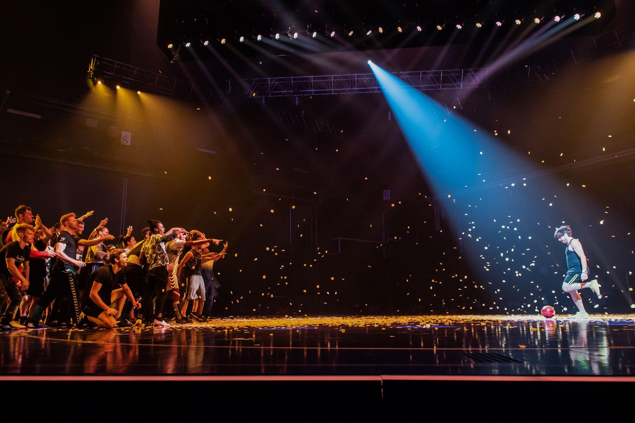 El espectáculo de Messi del Cirque du Soleil llega a Argentina