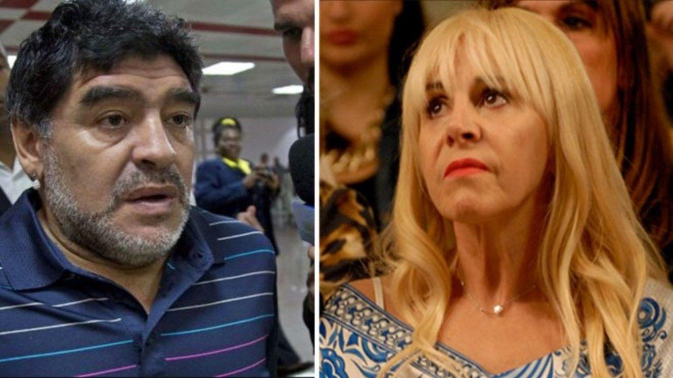 Fernando Burlando acusó a Diego Maradona de violencia de género contra Claudia Villafañe