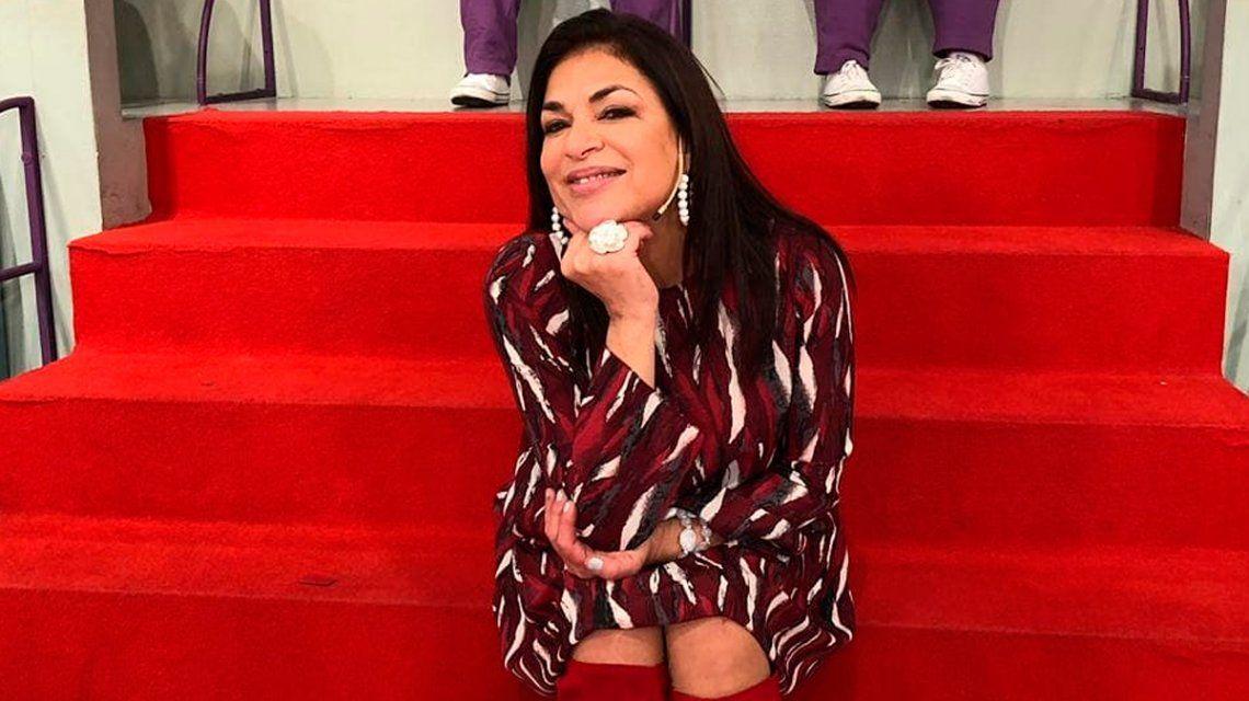 Claribel Medina: Un hombre me hizo una videollamada masturbándose