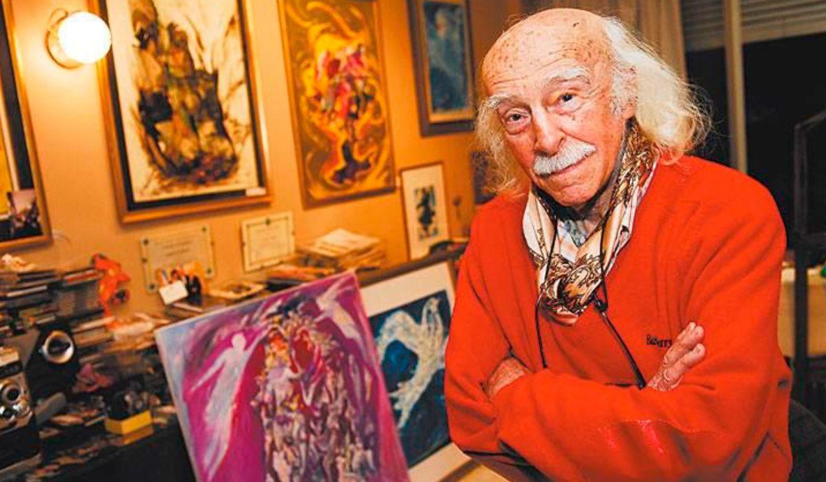 A los 99 años, murió Max Berliner