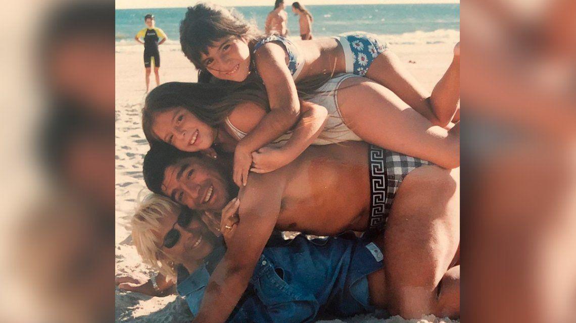 Gianinna Maradona a Diego: Vos a mí me robaste la verdad