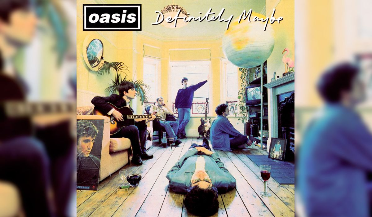 A 25 años de Definitely Maybe de Oasis, las insólitas historias de su tapa