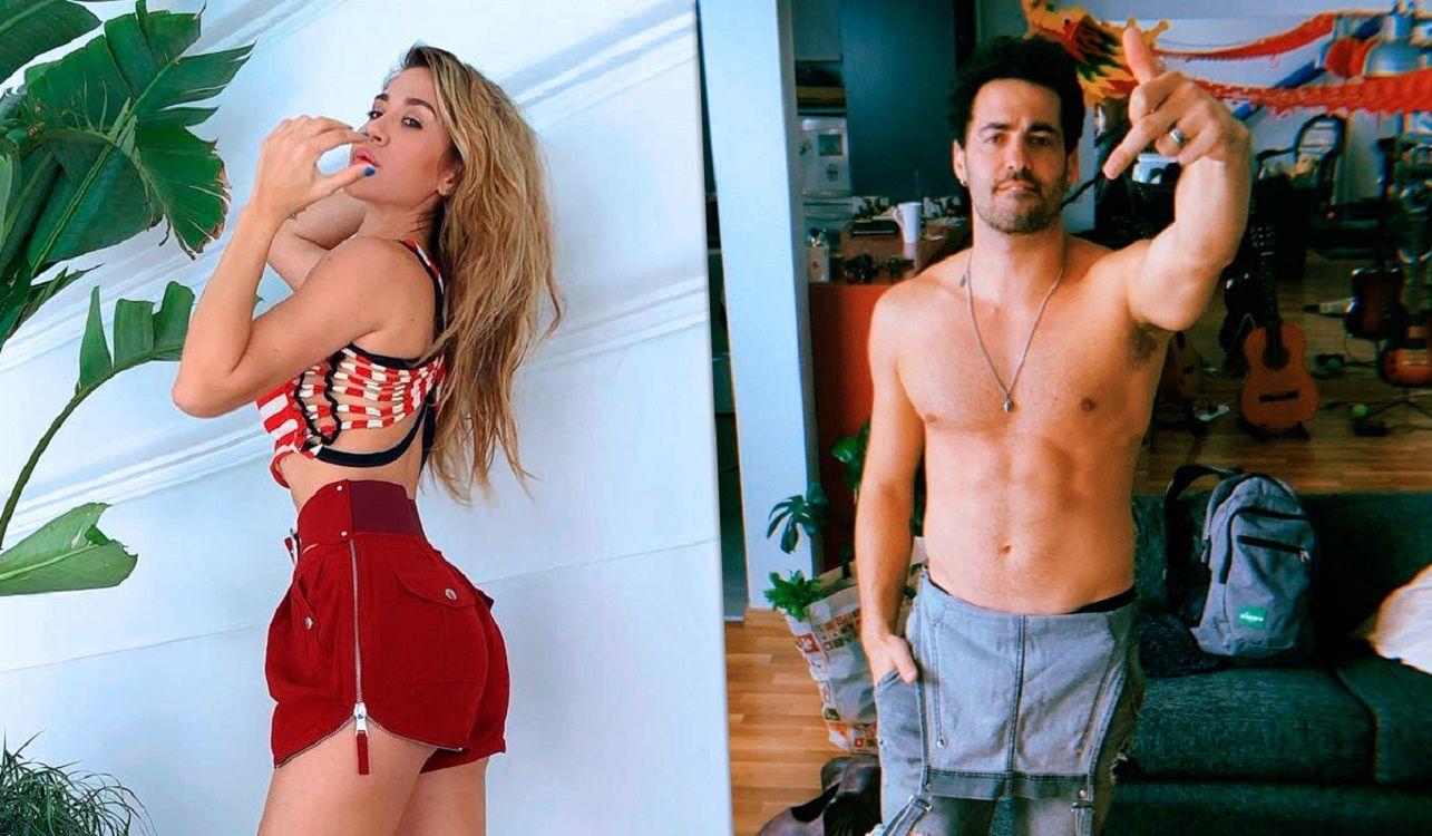 Los videos de Jimena Barón y Mauro Caiazza anunciando su separación