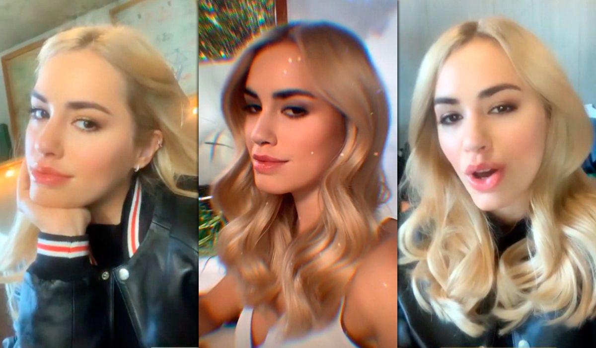 El increíble e inesperado cambio de look de Lali Espósito