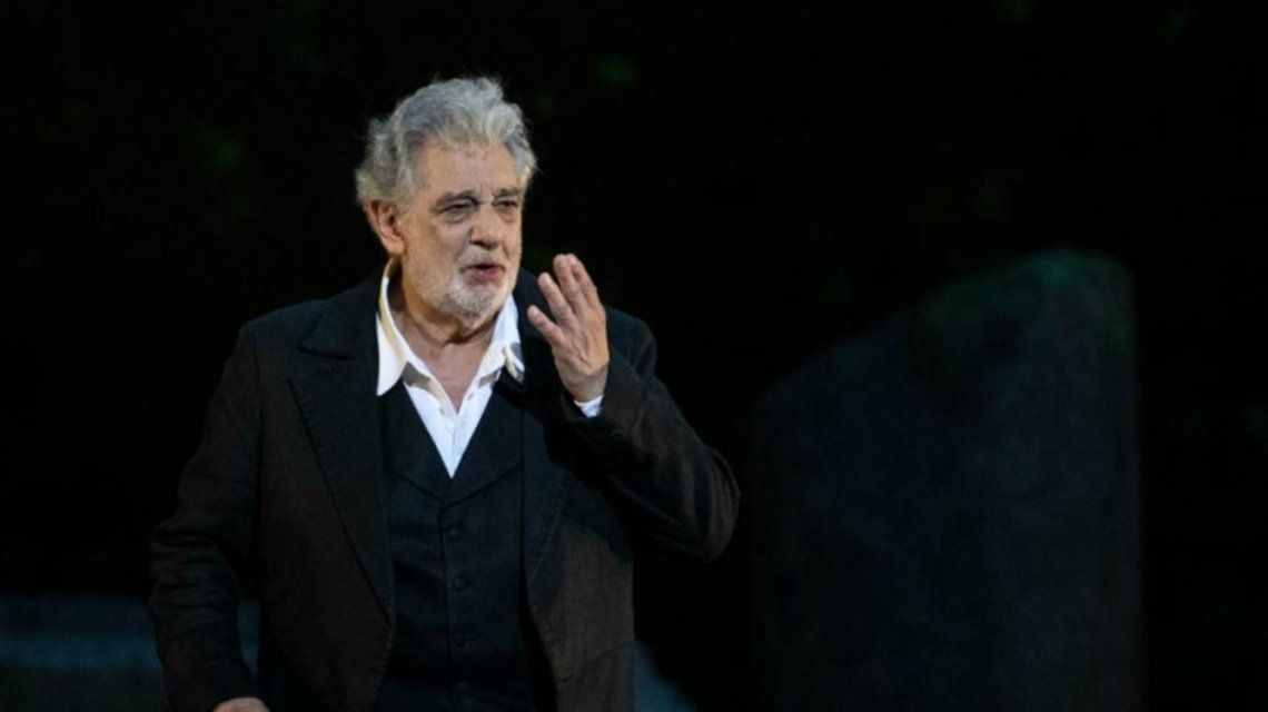 Por las denuncias de acoso sexual, la Ópera de Dallas cancela la gala de Placido Domingo