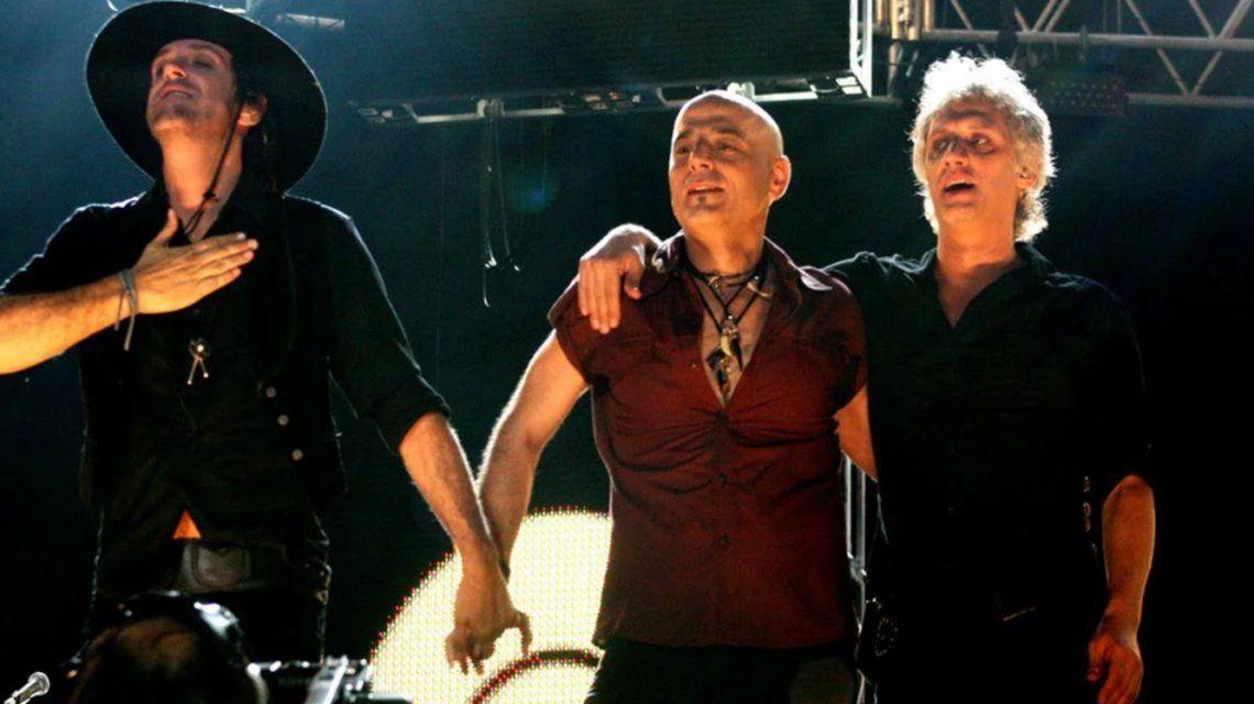 ¿Soda Stereo se vuelve a juntar con otro cantante?