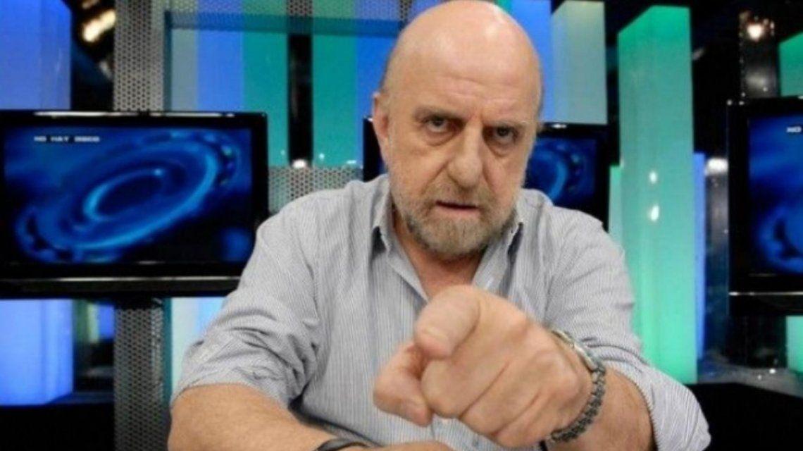 El error grosero de Horacio Pagani al aire al hablar de la Selección de básquet
