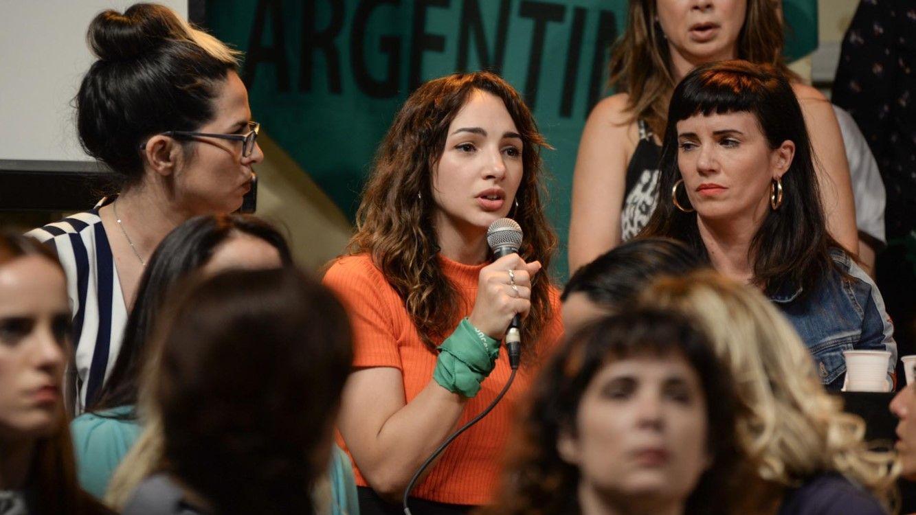 Actrices Argentinas denunciará un nuevo caso de acoso sexual y maltrato laboral