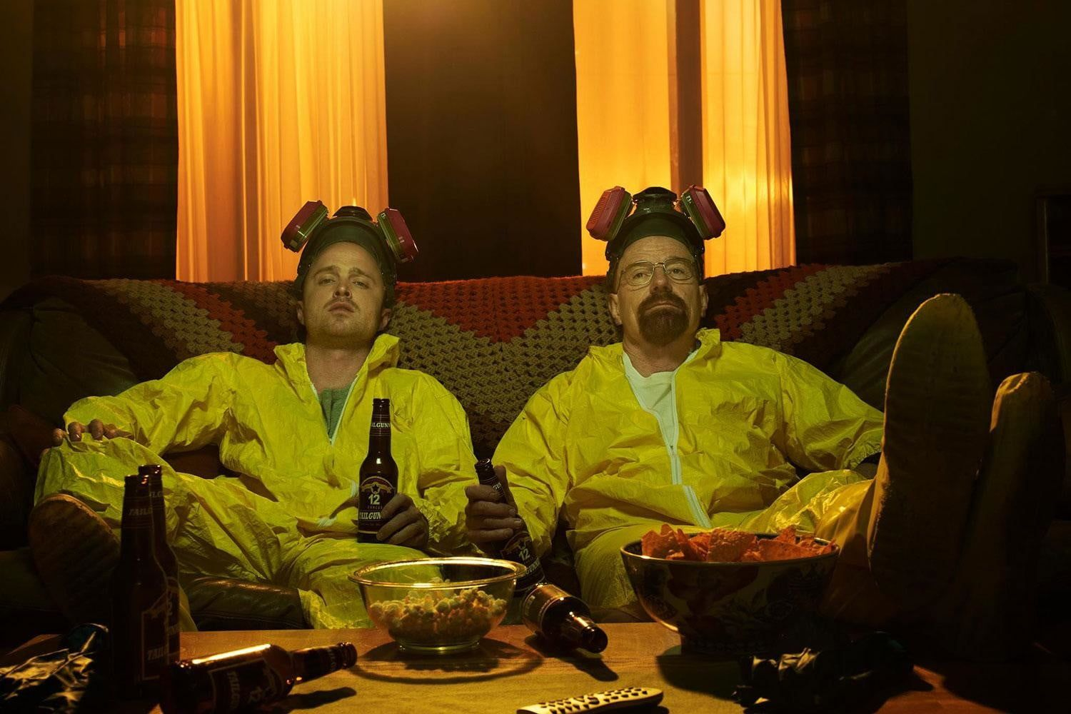 El imperdible video de Jesse Pinkman reviviendo Breaking Bad
