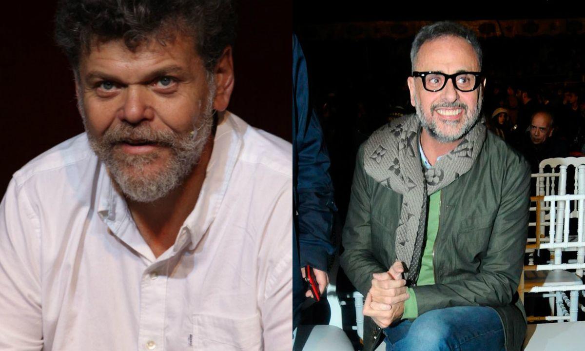 Explotó la guerra entre Alfredo Casero y Jorge Rial: Desforestado mental