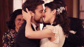ATAV: la accidentada boda de Bruno y Francesca