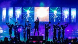 ¿Cómo es el extravagante show que Muse traerá a la Argentina?