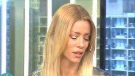 Nicole Neumann se fue llorando en vivo por Cubero: Me quieren ver muerta