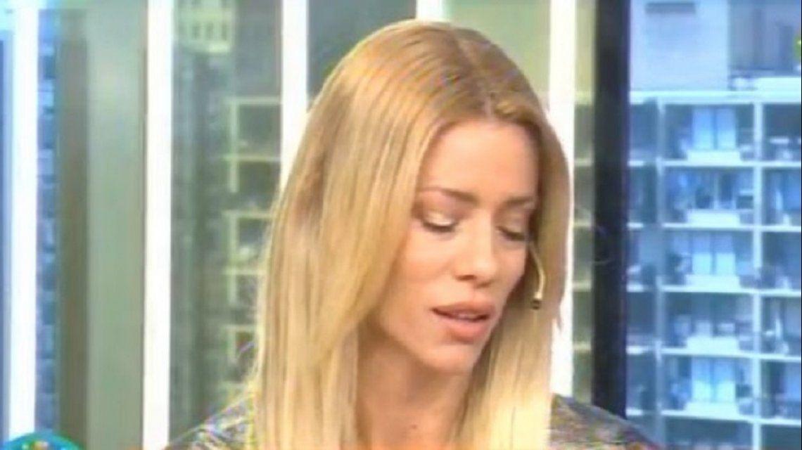 Nicole Neumann se fue llorando en vivo por Fabián Cubero: Me quieren ver muerta