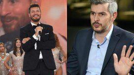 Marcelo Tinelli quiere convocar a Marcos Peña al Bailando 2020