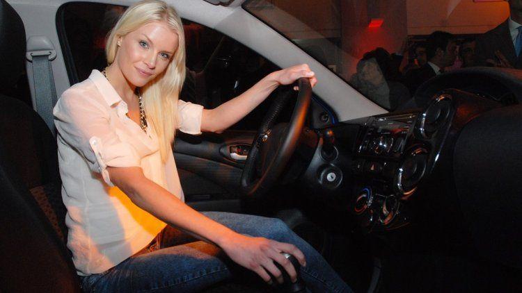 La sueca Larsson está embarazada de su segundo hijo
