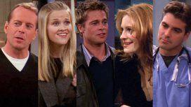 Quiénes fueron los famosos de Hollywood que actuaron en Friends