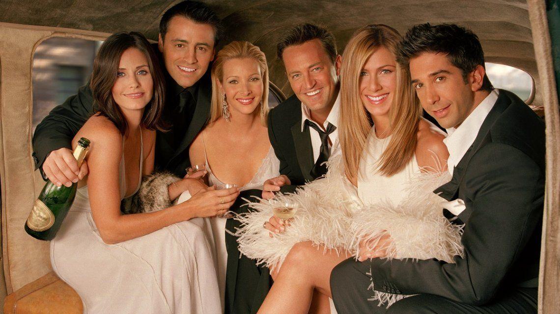 Friends cumple 25 años: éstas fueron las seis mejores escenas
