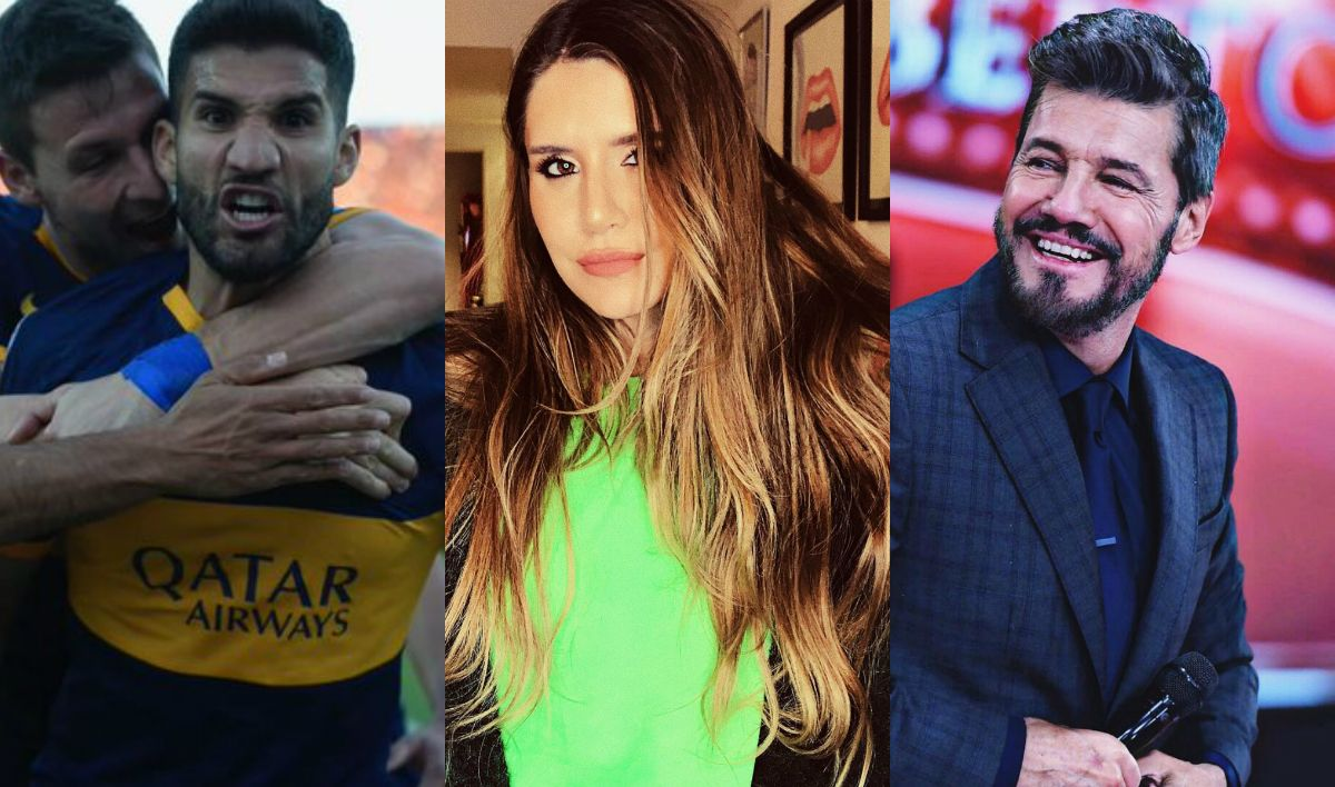 ¿Qué dirá Marcelo? Licha López le hizo un gol a San Lorenzo tras confirmar su romance con Mica Tinelli