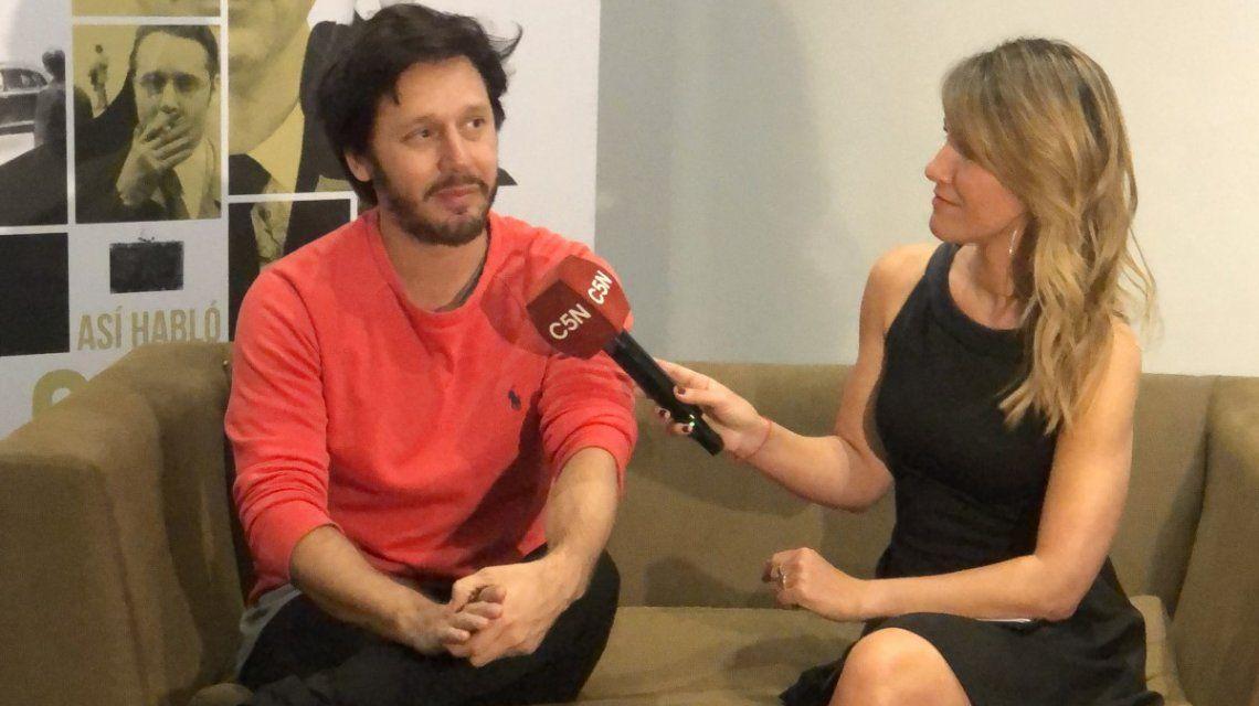 El personaje que puede llevar a Benjamín Vicuña a los Oscar: Es como un primo hermano de Torcuato