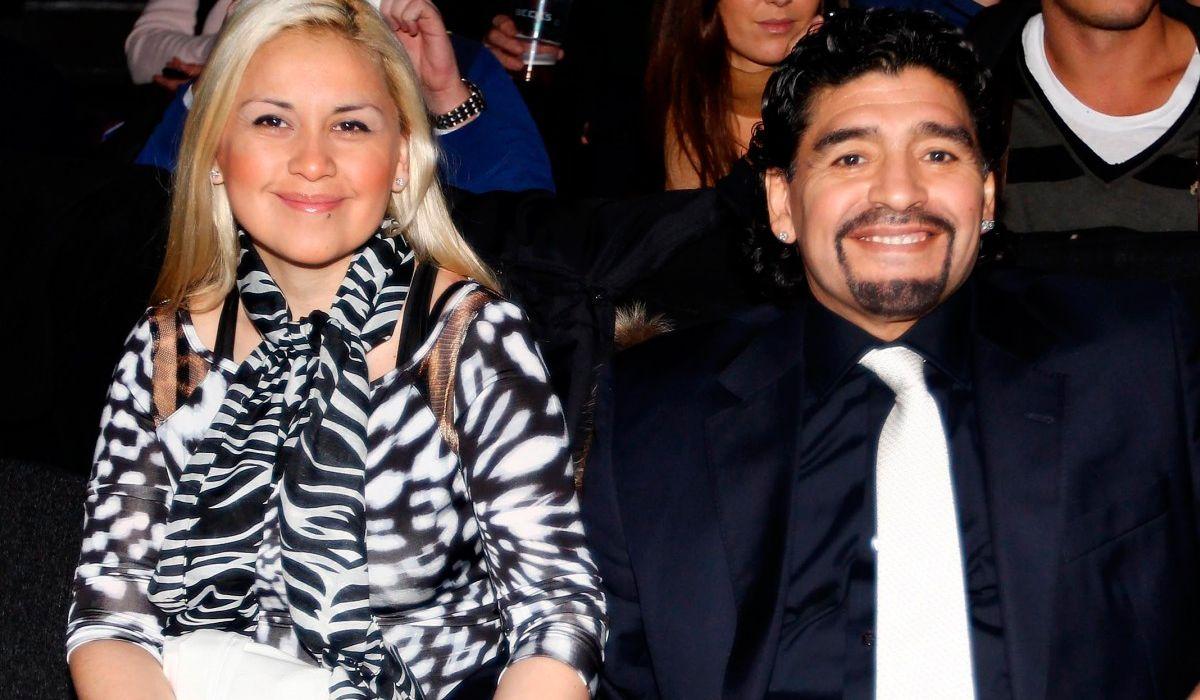 Verónica Ojeda se refirió al encuentro de Diego Maradona y su nieto Benjamín Agüero