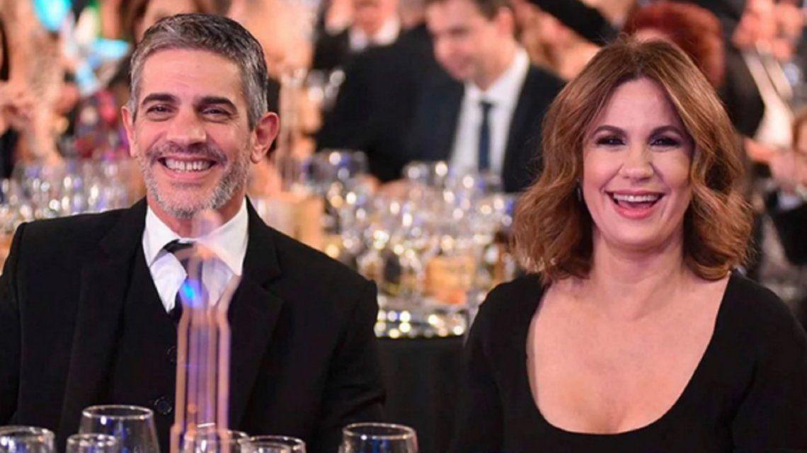 ¿Cuándo se enamoró Pablo Echarri de Nancy Dupláa?