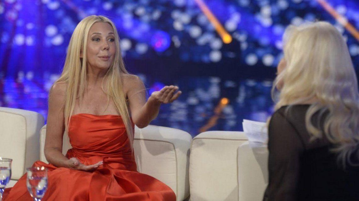 Los supuestos chats hot de Mariana Nannis a Claudio Caniggia, en medio de las denuncias
