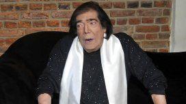 Internaron de urgencia a Cacho Castaña: está en terapia intensiva