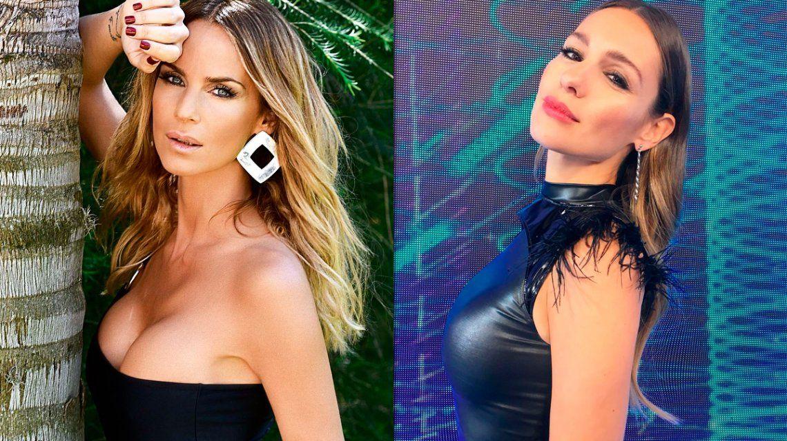 Sabrina Rojas destrozó a Pampita por sus comentarios sobre las fotos íntimas de Luciano Castro